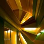 «Колумб», лестница