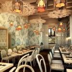 «Ресторанная галерея». Зал «Рагу».